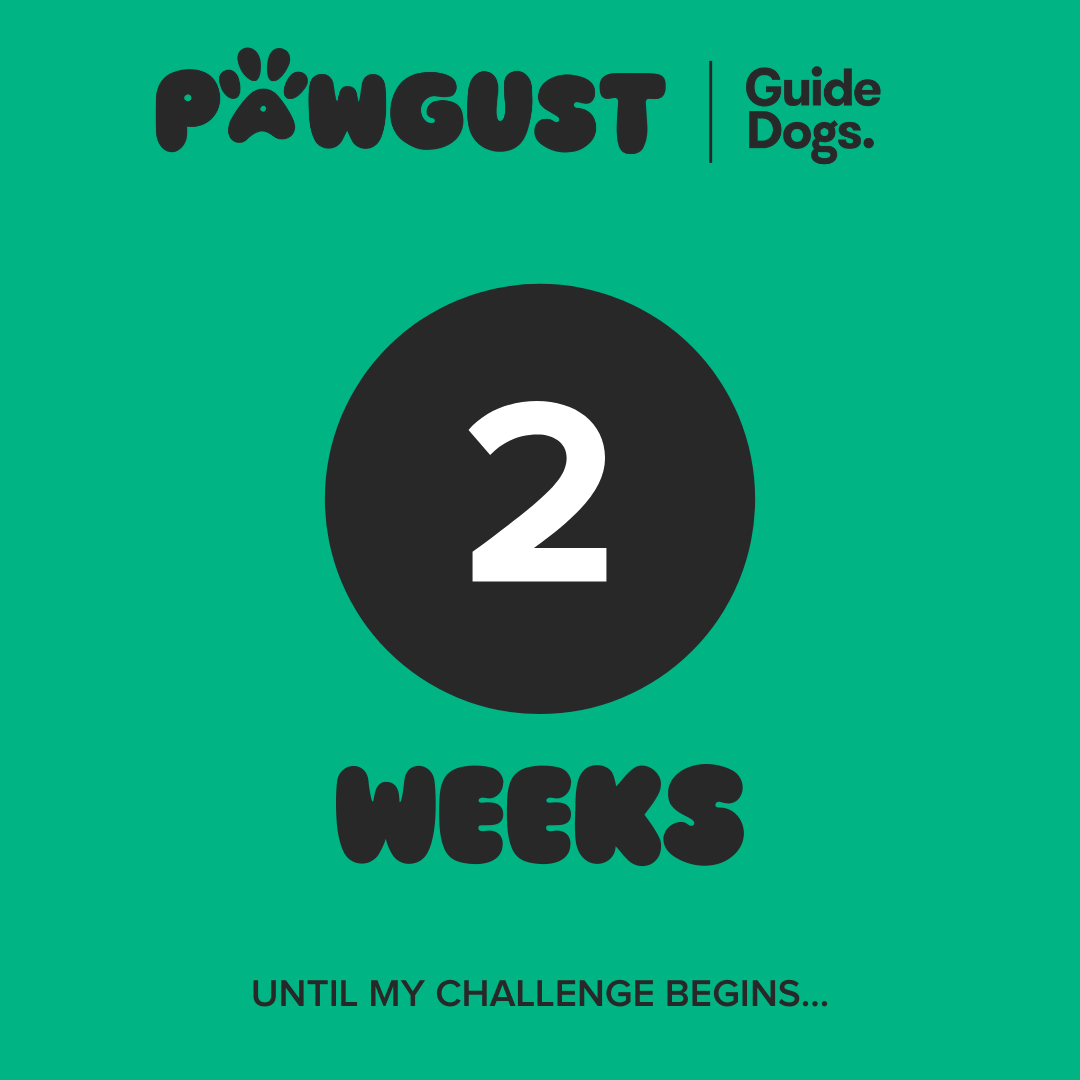 2 Weeks to go
