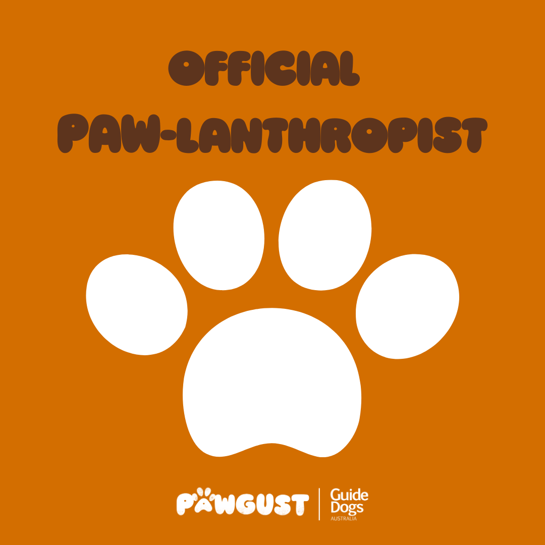 Official PAW-LANTHROPIST