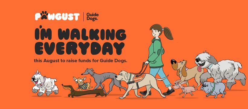 Facebook Cover Image Walking
