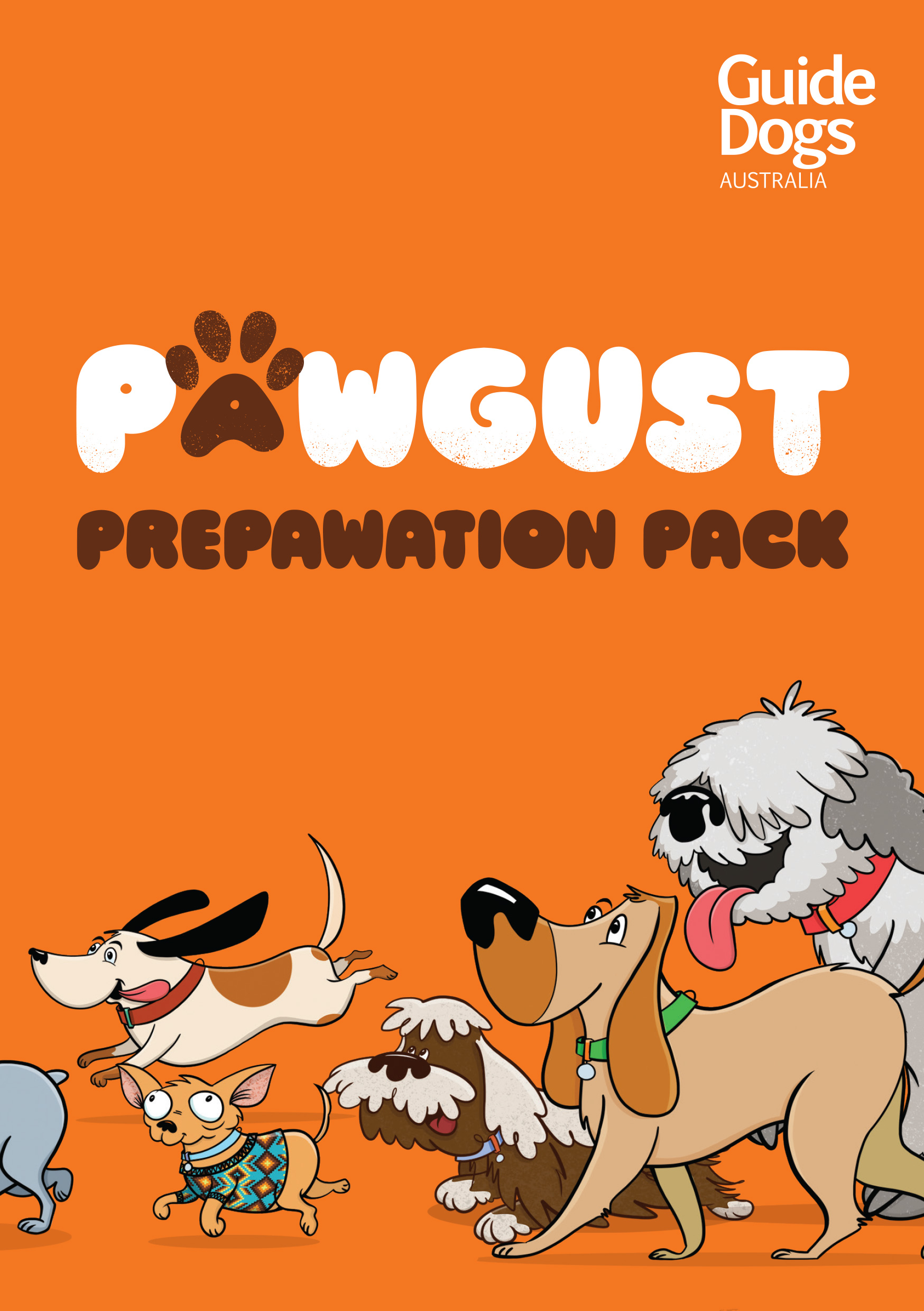 PAWGUST PrePAWation Pack