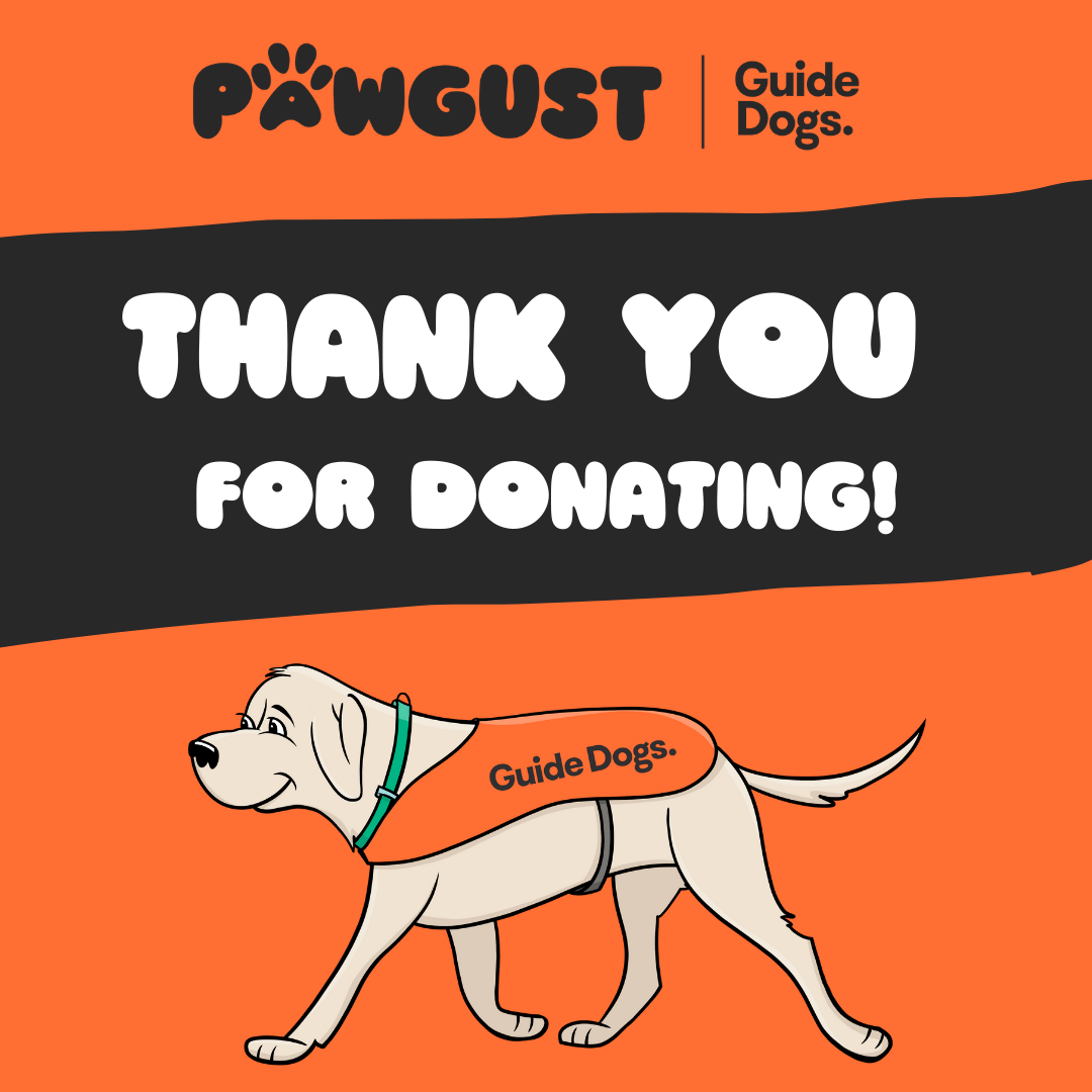 Thank You for Donating